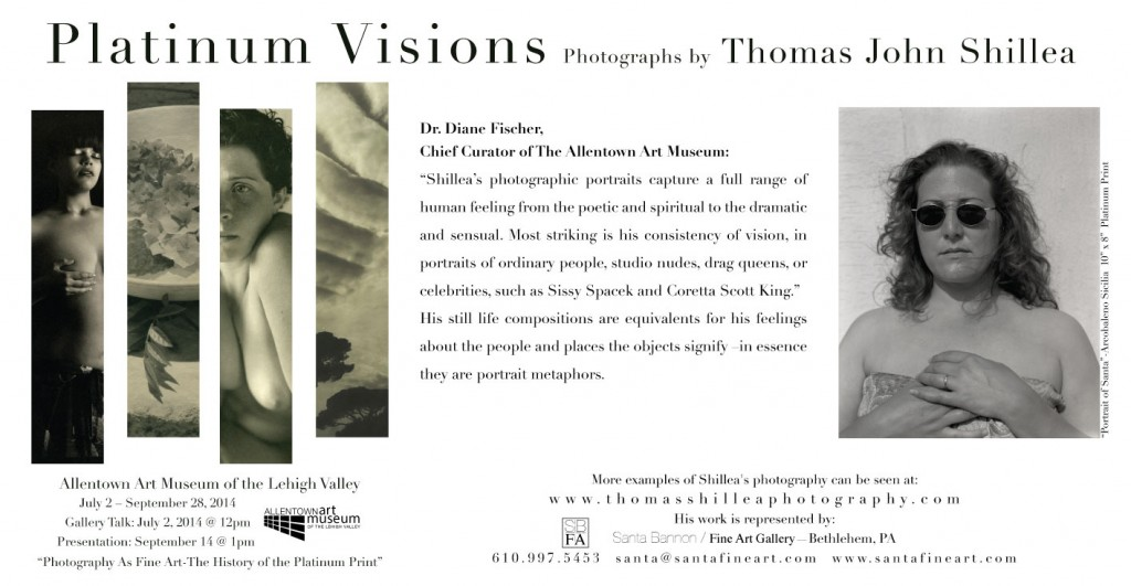 Platinum Visions exhibition