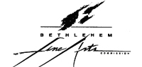 Bethlehem Fine Arts Commission