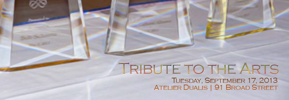 2014 Tribute to the Arts Award Winners